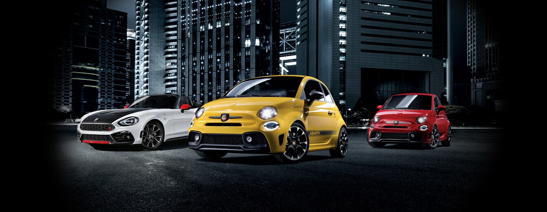 New 17 plate Abarth