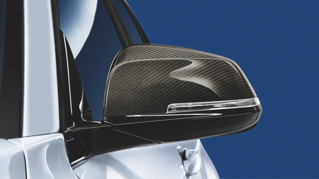 BMW carbon fibre wingmirror