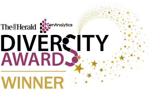 Diversity Award Winner logo