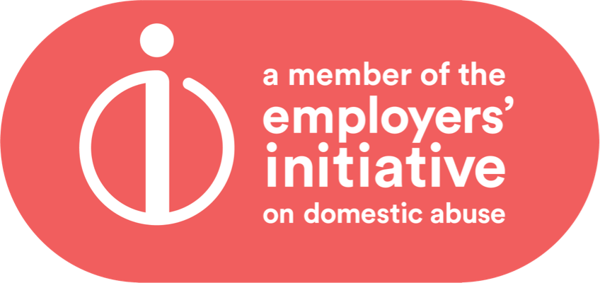 A member of the Employers Initiative on Domestic Abuse