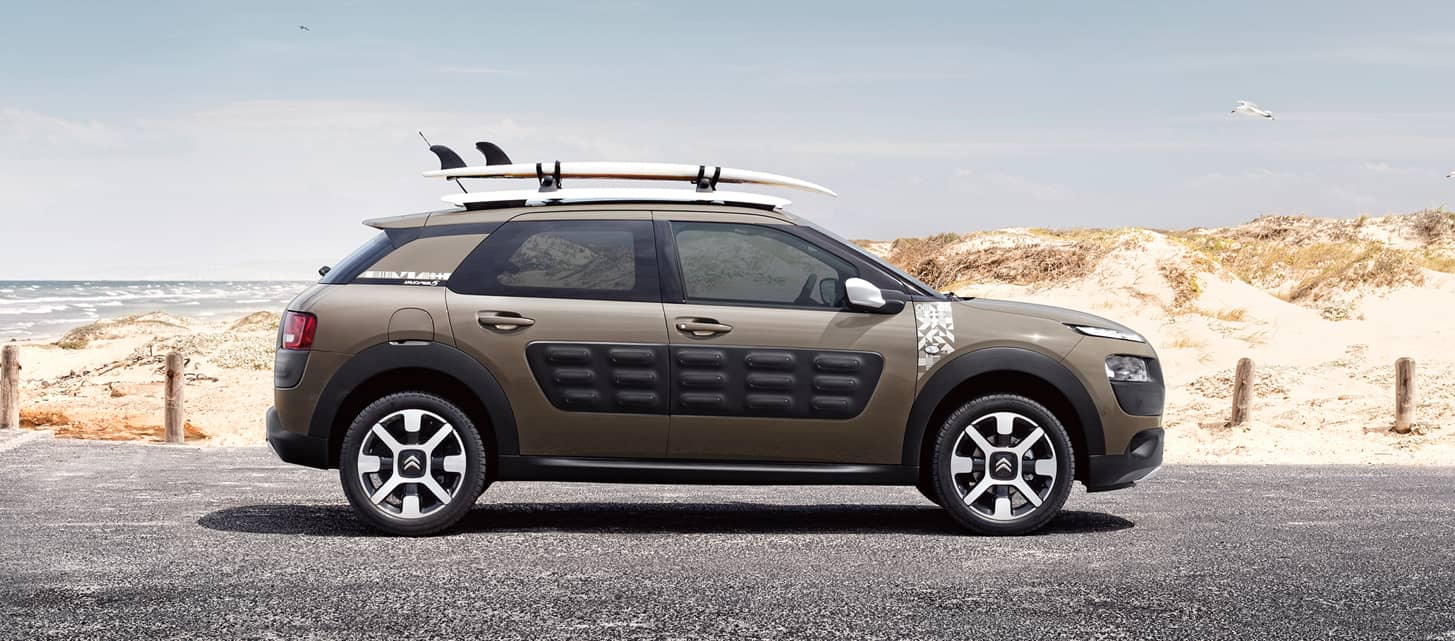 The new Citroën C4 Cactus