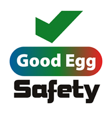 The Good Egg Safety Logo