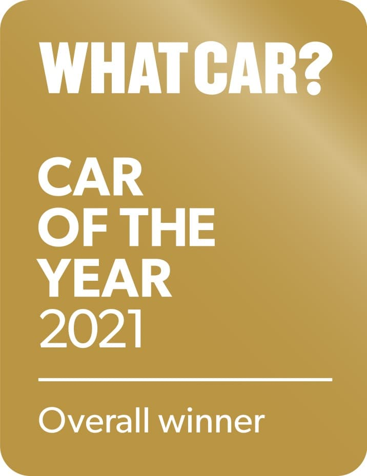 Dacia Overall Winner Award 2021