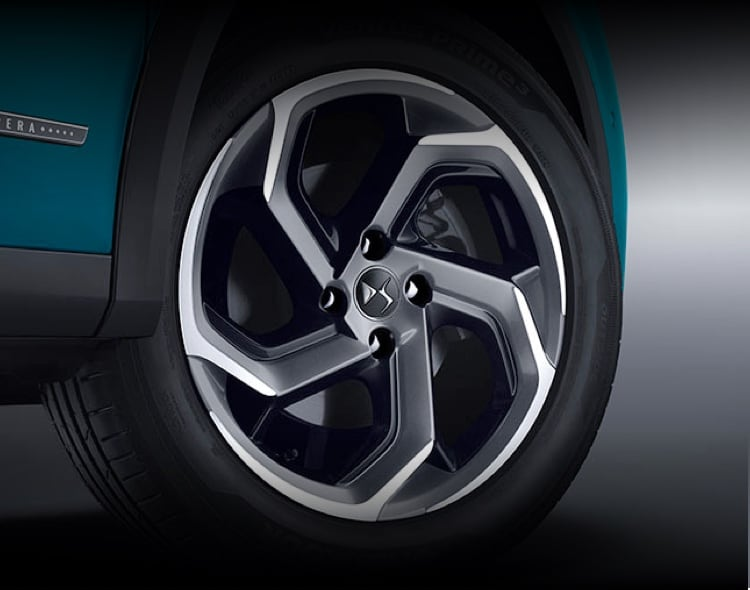 DS3 Alloy wheel