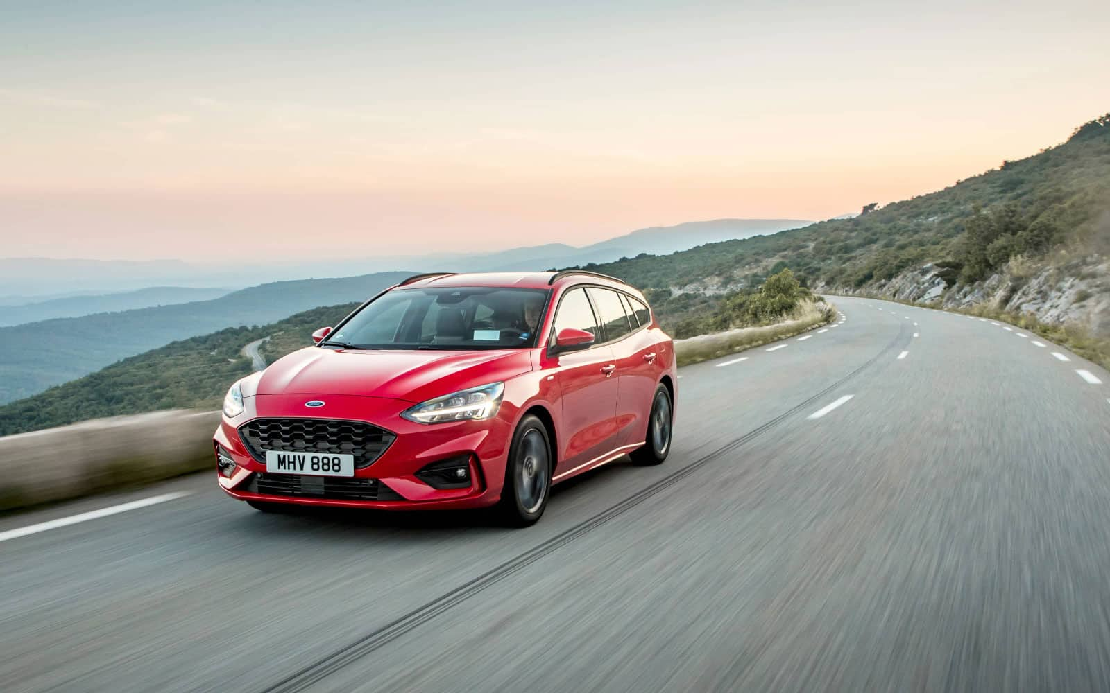 The 2018 Ford Focus Now Available At Arnold Clark