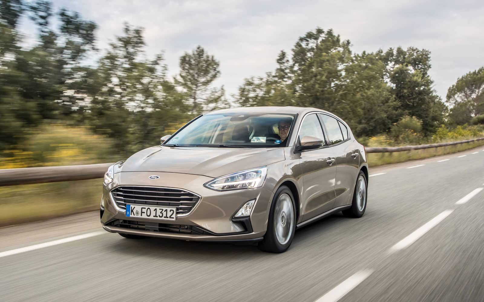 2012 Ford Focus Parts >> The 2018 Ford Focus   Now available at Arnold Clark