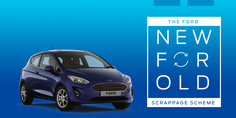 The Ford New Ford Old Scrappage Scheme