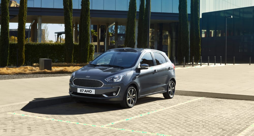 All New Ford Ka Ford Arnold Clark