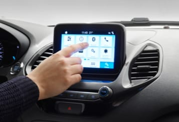 Ford SYNC technology.