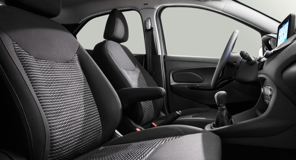 With The Ford Ka Active Compact Also Means Comfortable With An Exclusively Designed Luxurious Interior Offering A Smooth Ride For Everyone