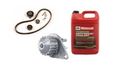 Ford timing belt and water pump kit