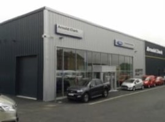 Ford Transit Centre Aberdeen
