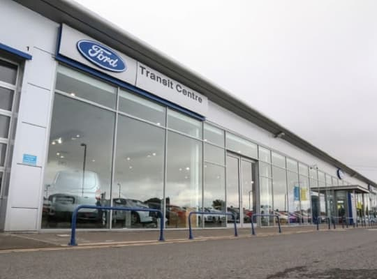 Ford Transit Centre Shiremoor