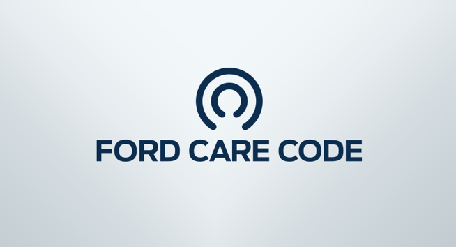 Ford Care Code logo