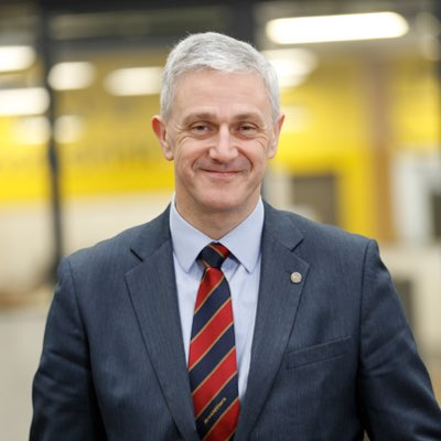 Eddie Hawthorne, Chief Executive and Group Managing Director