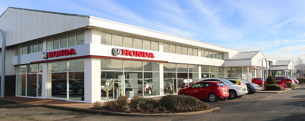 Honda Linwood branch