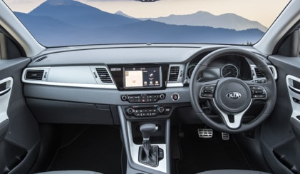 Kia Niro first edition interior