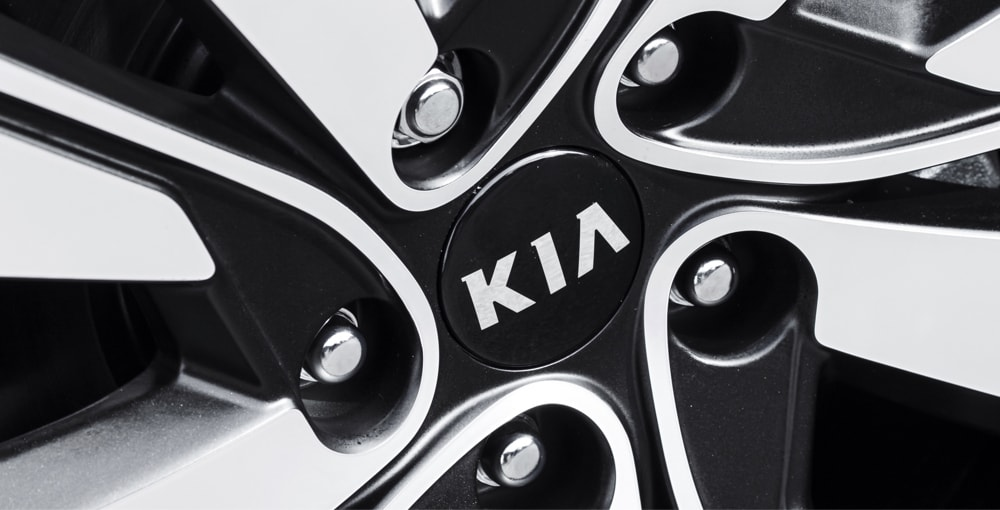 Kia Sportage alloy wheels