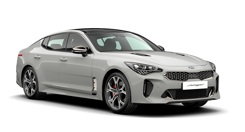 Kia Stinger model