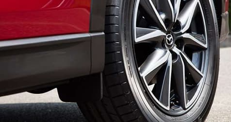 Mazda CX-5 Sport Nav 19-inch gunmetal alloy wheels