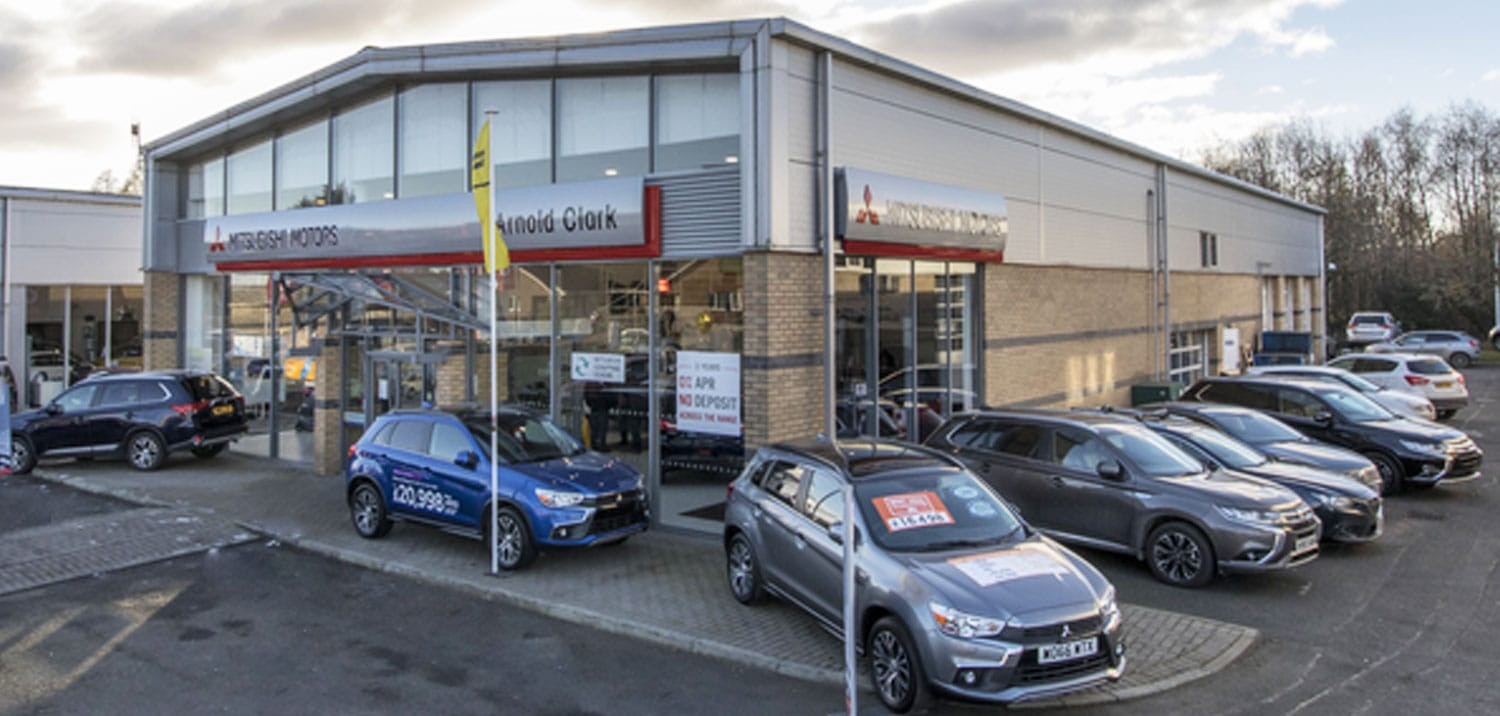 Mitsubishi Stirling branch