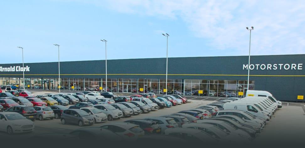 Arnold Clark Used Cars Nottingham