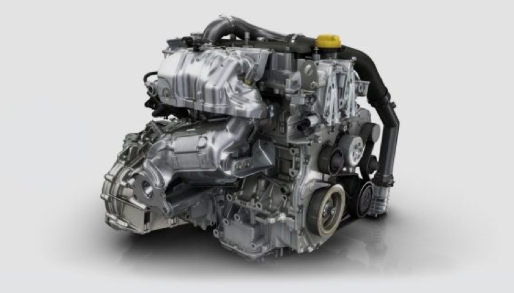 Renault Scenic engine
