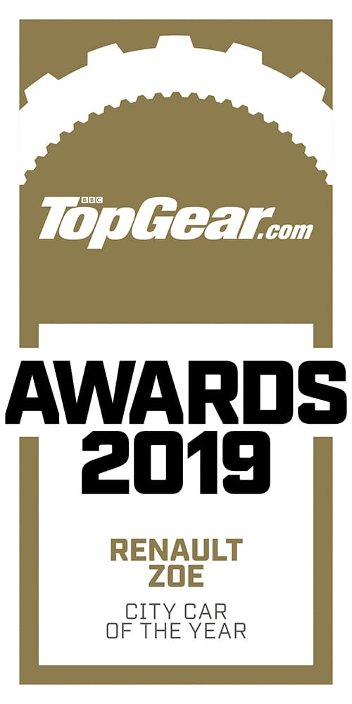 TopGear Awards 2019 city car of the year