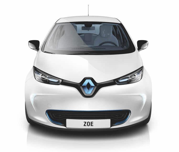 Renault Zoe: Arnold Clark