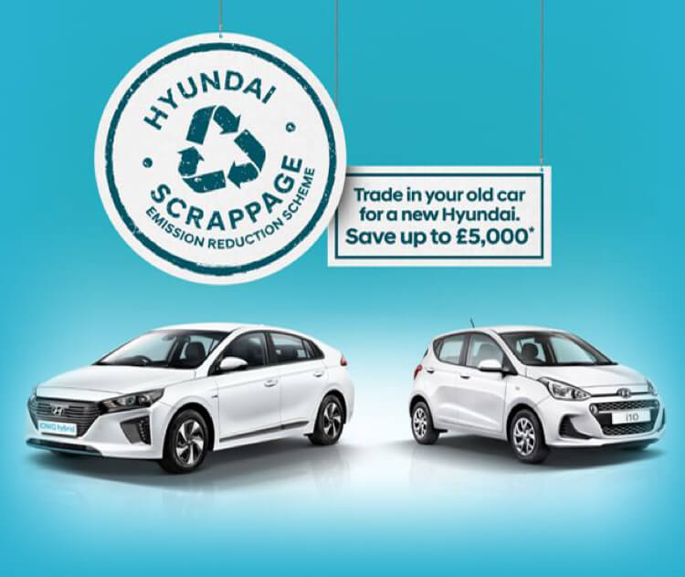 Hyundai Scrappage and Emission Reduction Scheme