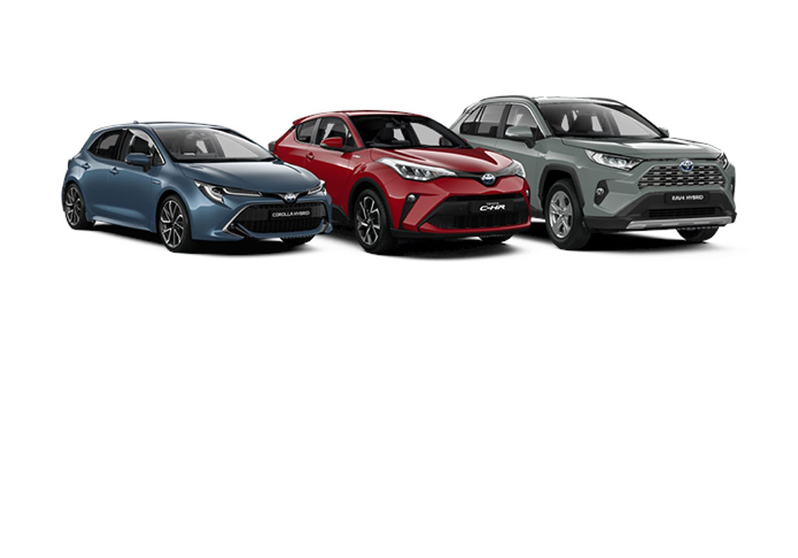 Toyota Scrappage deals at Arnold Clark.