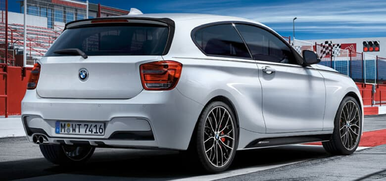 BMW 1 Series Performance kit