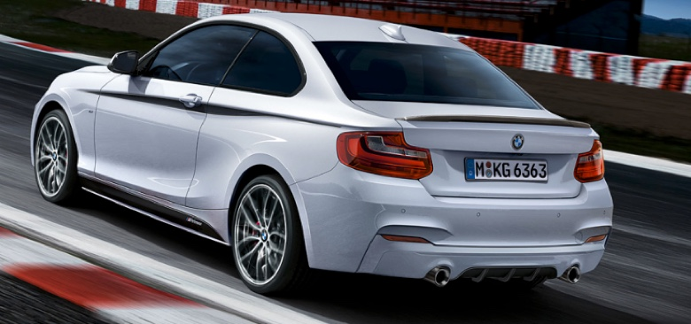2 Series Performance pack