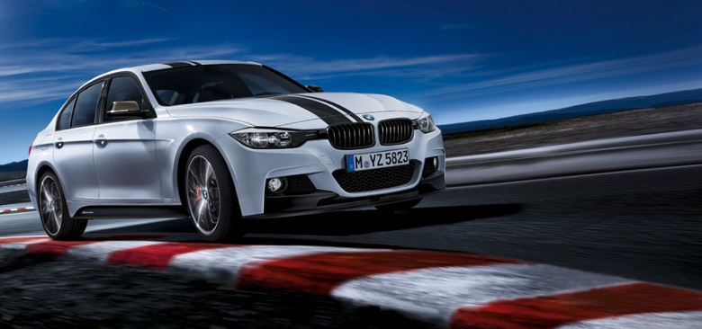 3 Series Performance pack