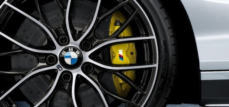 BMW M Performance brakes