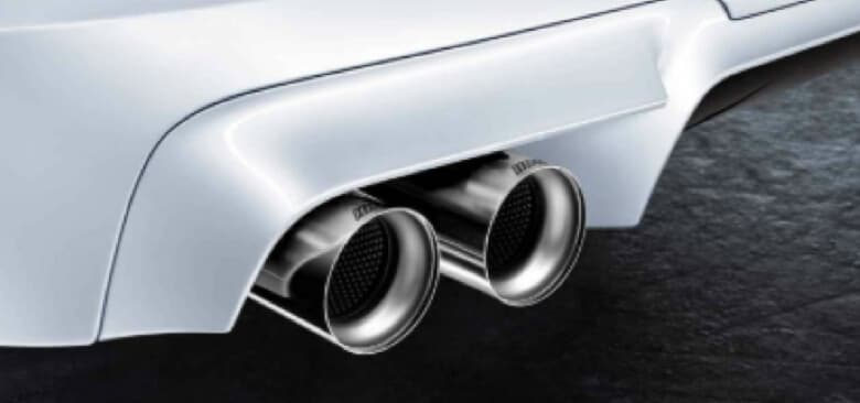 BMW M5 Exhaust systems