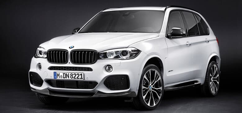 X5 Series Performance pack