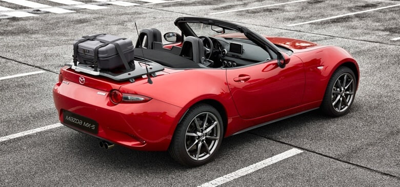 Mazda MX-5 Luggage Carrier