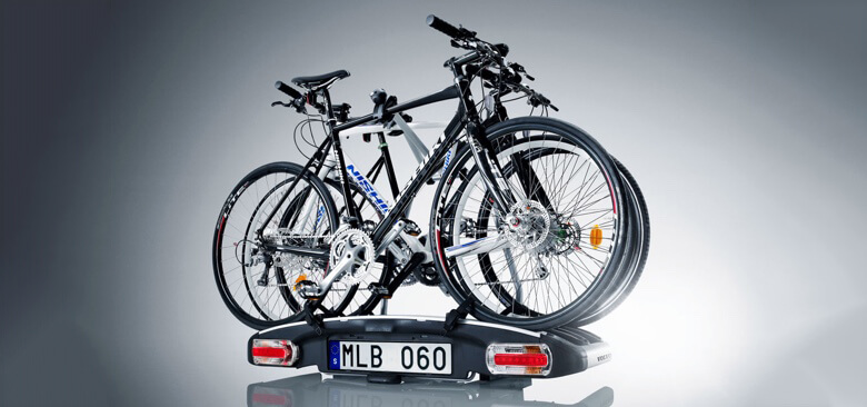 Volvo 3 Bicycle Holder