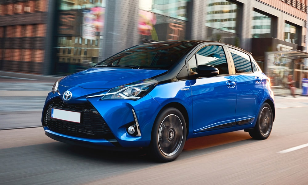 The All-New Toyota Yaris | Arnold Clark