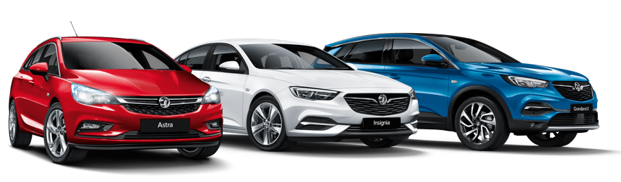 Vauxhall Astra, Insignia and Grandland X