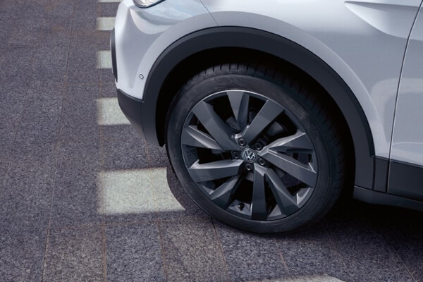 Volkswagen T-Cross First Edition alloy wheels