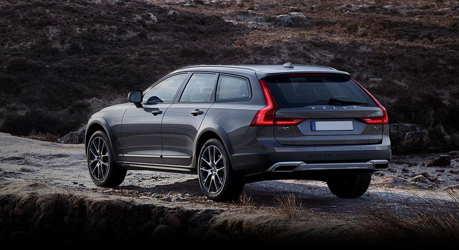 The new Volvo V90